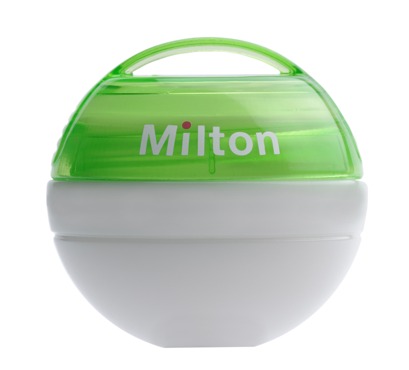 Milton Mini Soother Steriliser 3 Colours